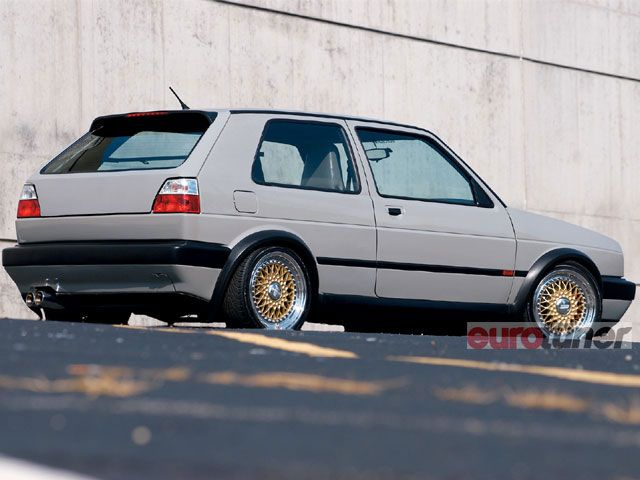 1992 Volkswagen Golf #16