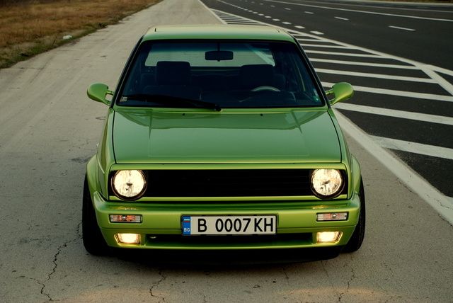 1992 Volkswagen Golf #7