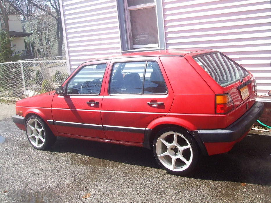 1992 Volkswagen Golf #5