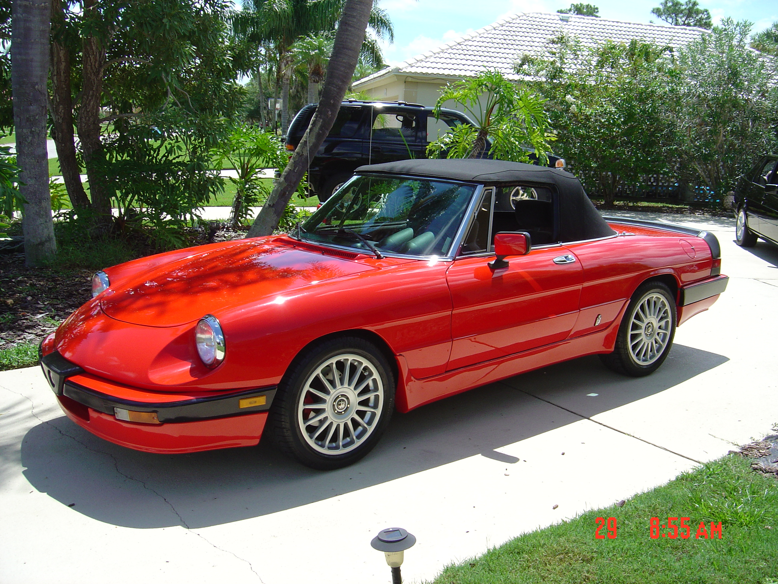 1993 alfa romeo spider photos informations articles. Black Bedroom Furniture Sets. Home Design Ideas