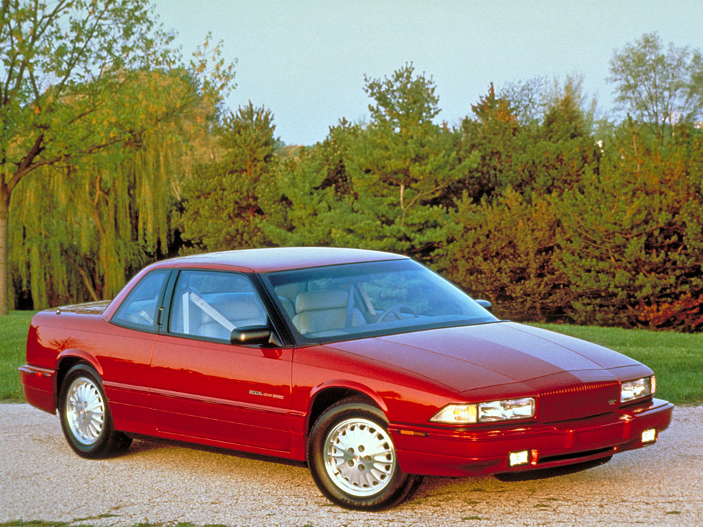 1993 Buick Regal #17
