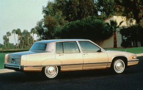 1993 Cadillac Sixty Special #27