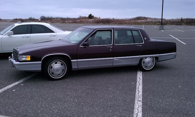 1993 Cadillac Sixty Special #16