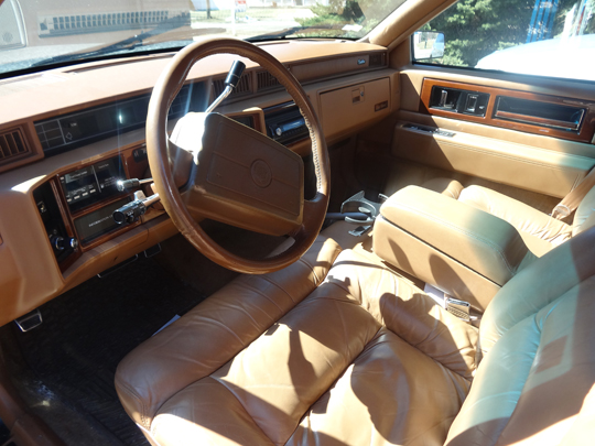1993 Cadillac Sixty Special #25