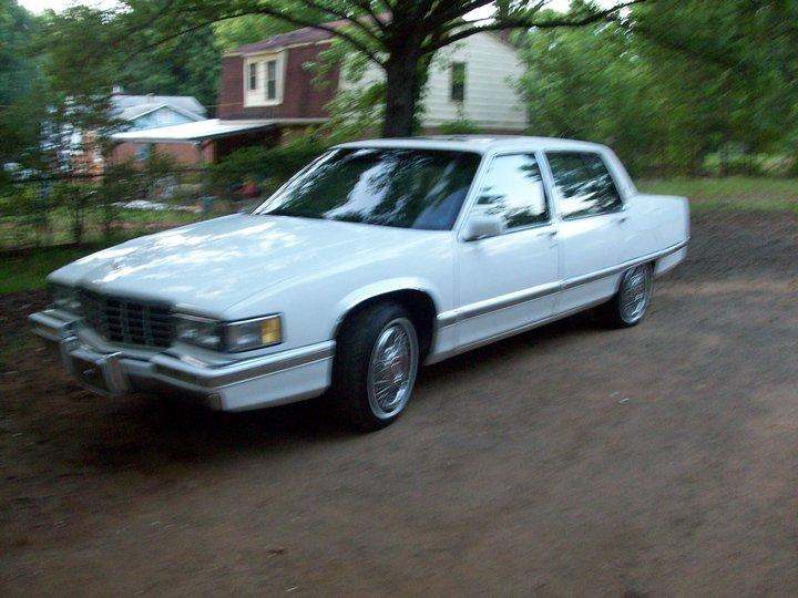 1993 Cadillac Sixty Special #18
