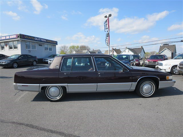 1993 Cadillac Sixty Special #20