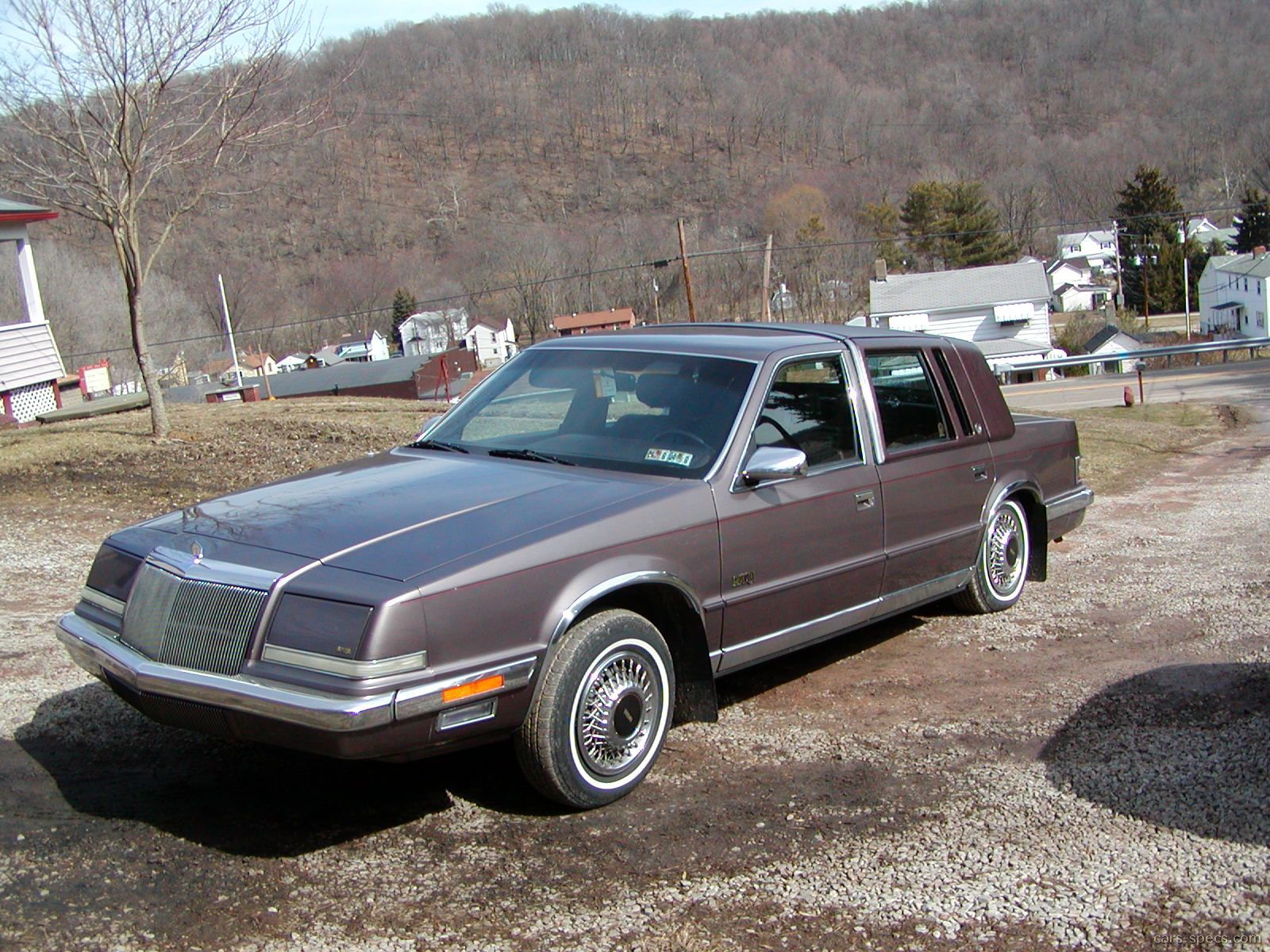 1993 Chrysler Imperial #22