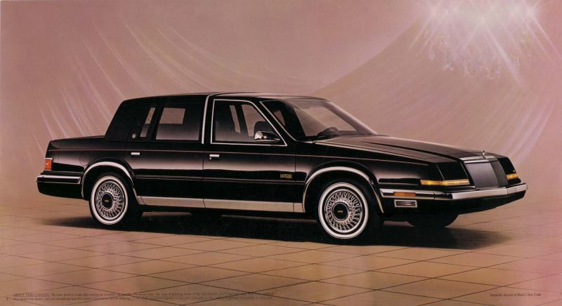 1993 Chrysler Imperial #18