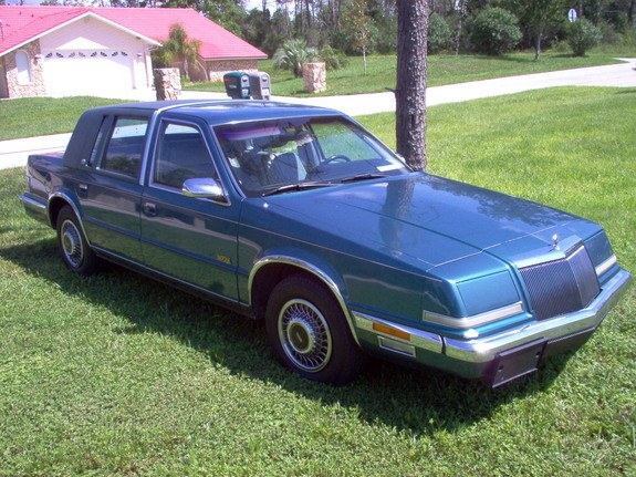 1993 Chrysler Imperial #24