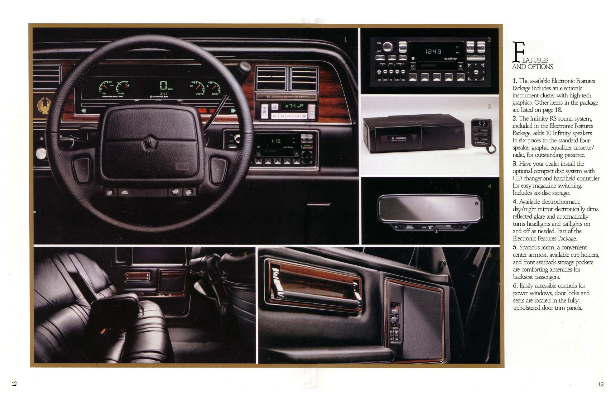 1993 Chrysler Imperial #16