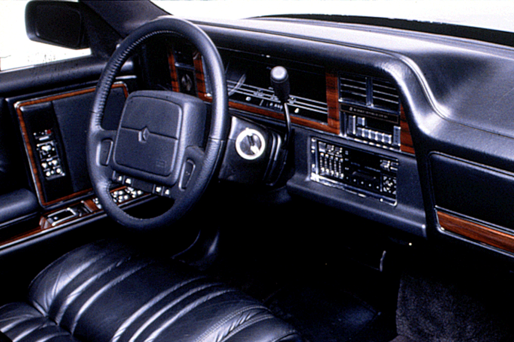 1993 Chrysler Imperial #20