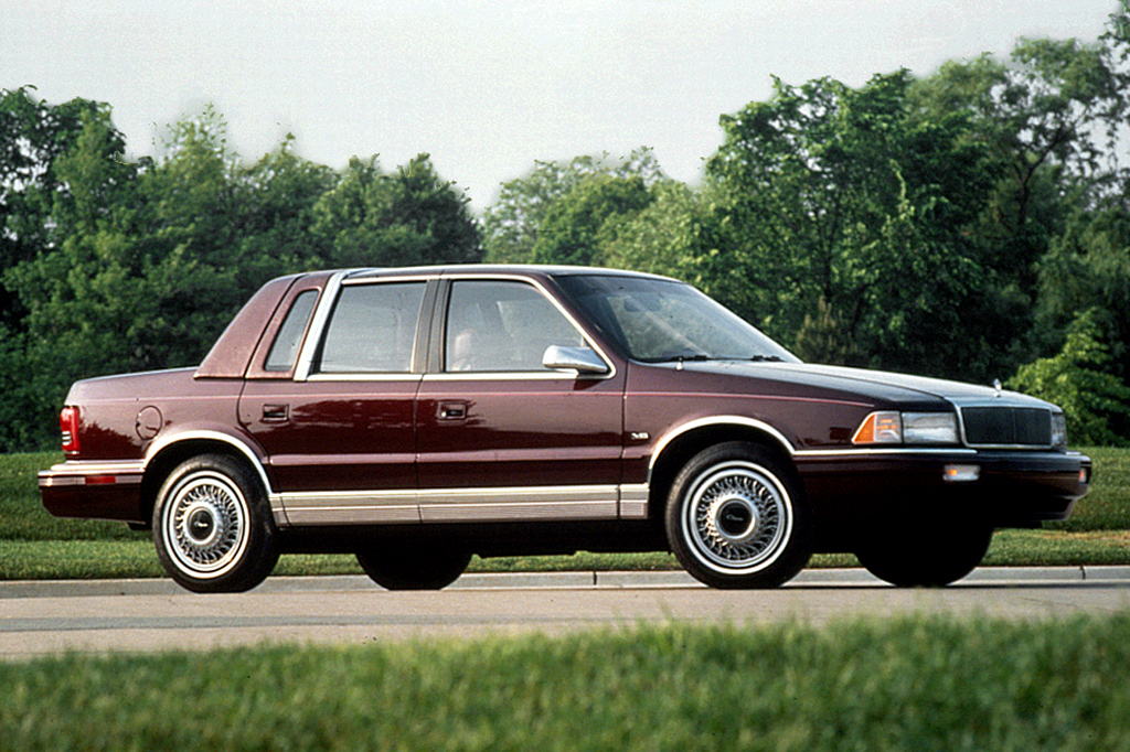 1993 Chrysler Le Baron #20