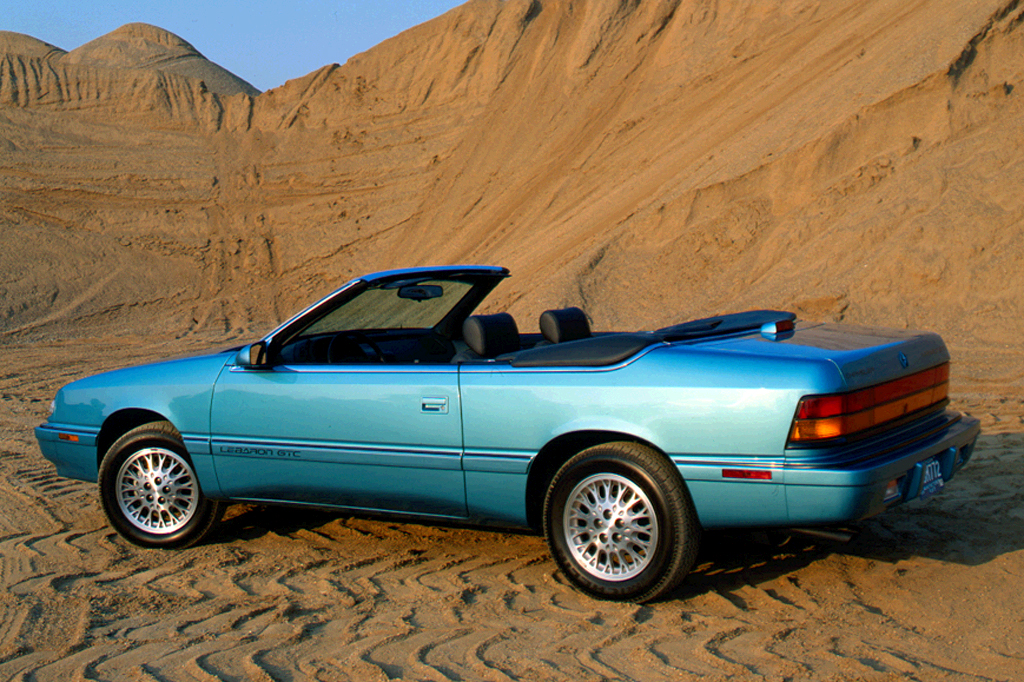 1993 Chrysler Le Baron #19