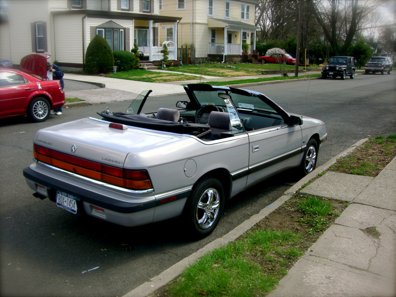 1993 Chrysler Le Baron #18