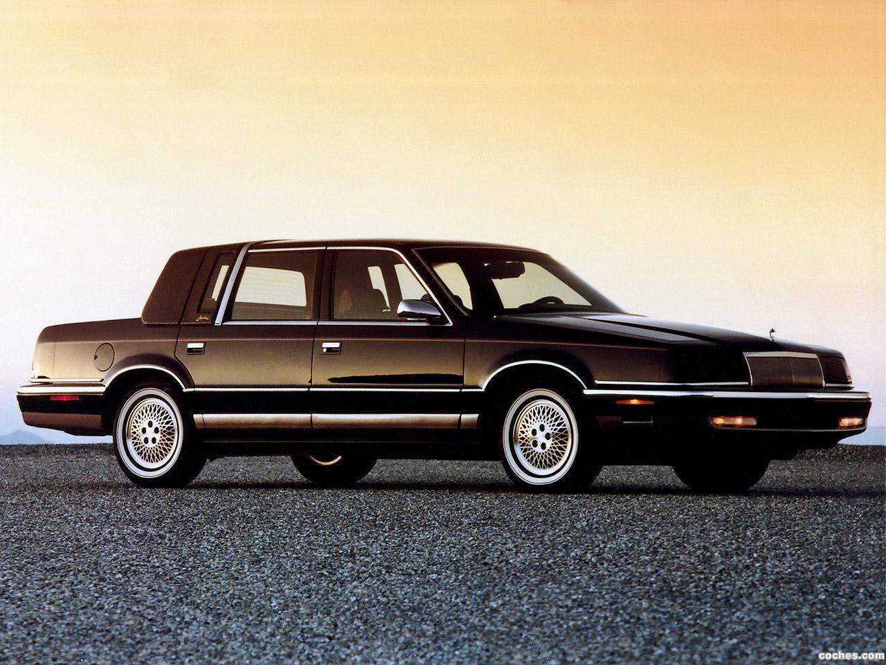 1993 chrysler new yorker photos informations articles for 1992 chrysler new yorker salon