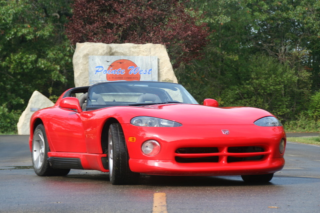 1993 Chrysler Viper #20