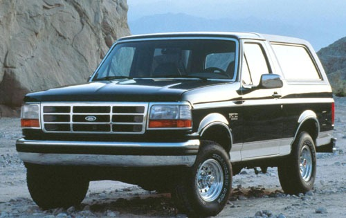 1993 Ford Bronco #19
