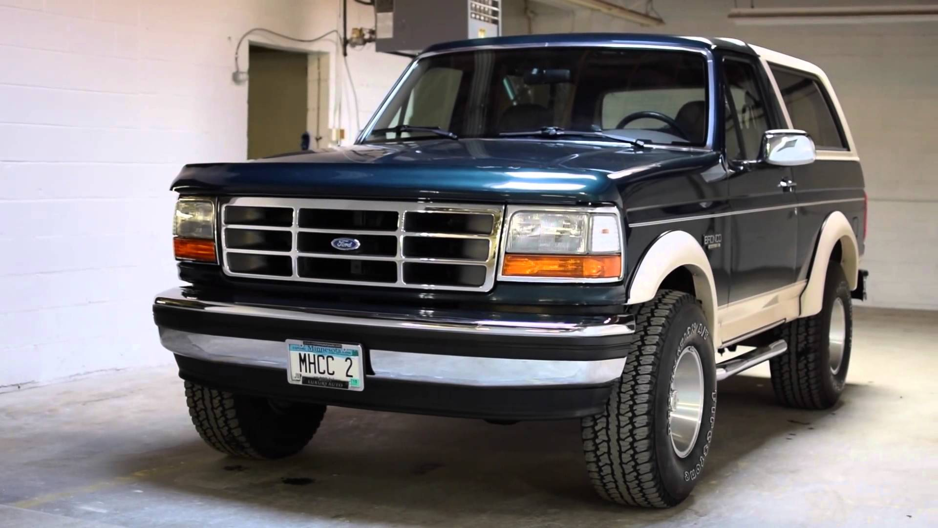 1993 Ford Bronco #20