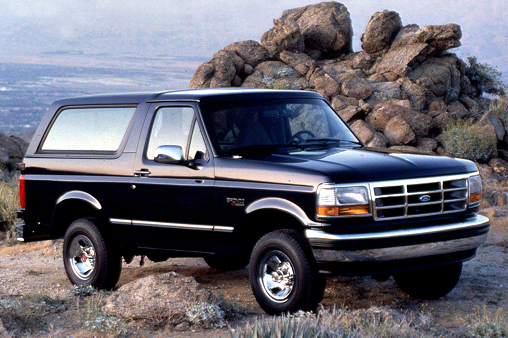 1993 Ford Bronco #18