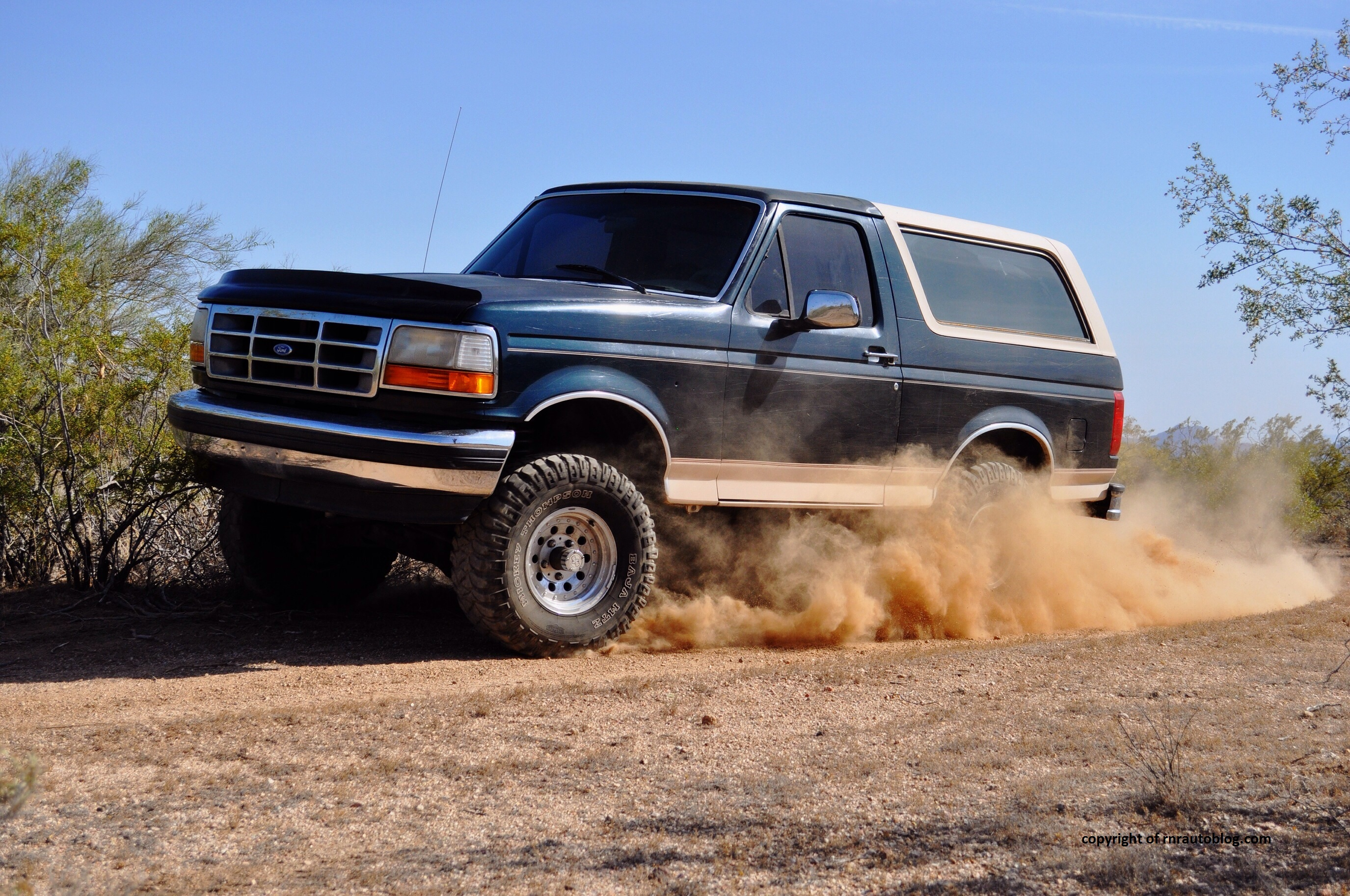 1993 Ford Bronco #21
