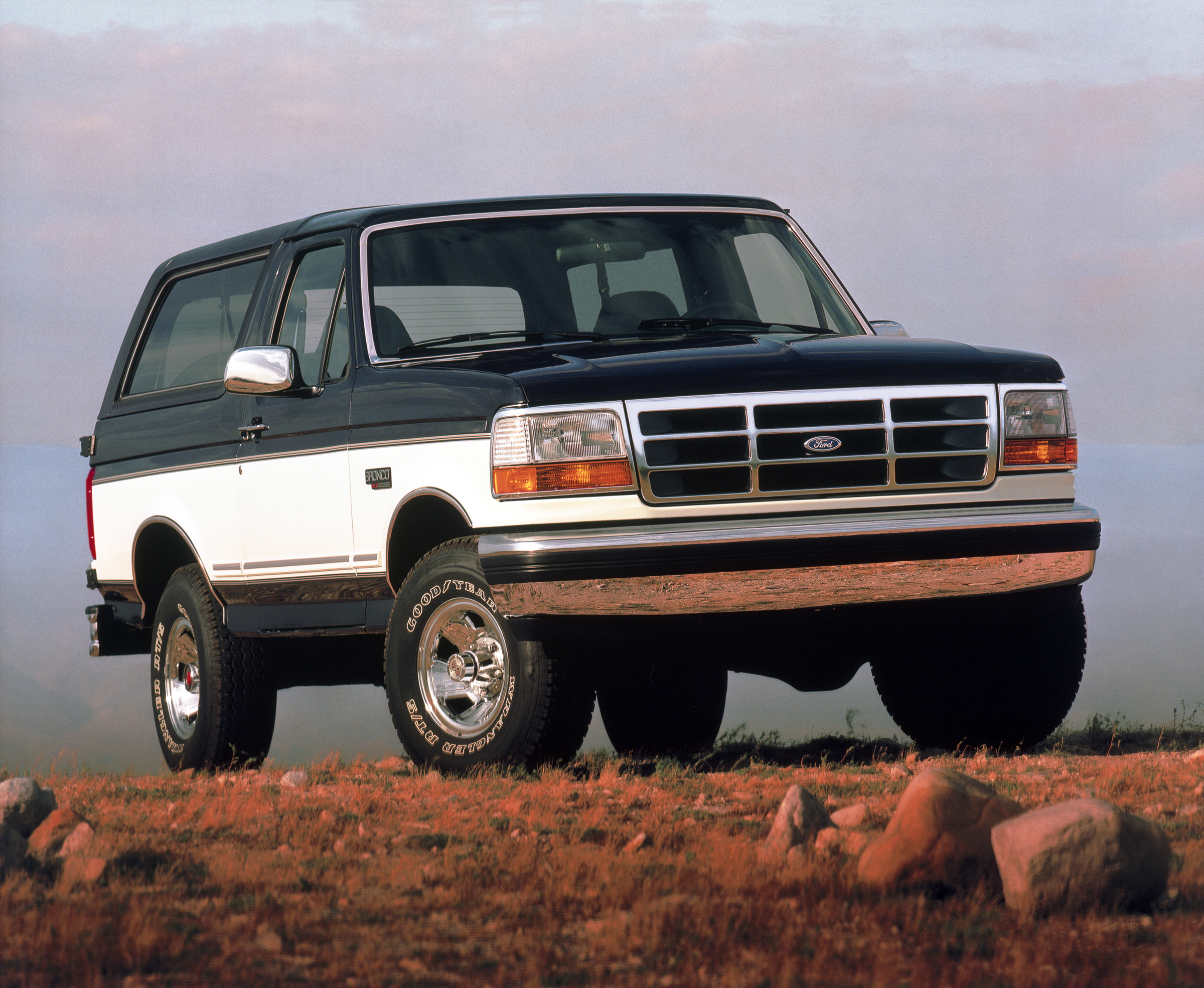 1993 Ford Bronco #22