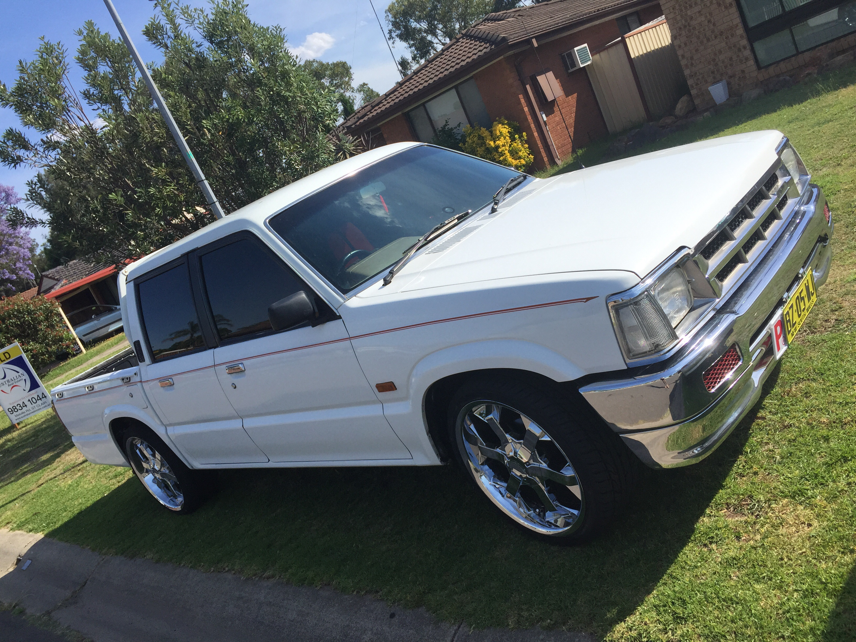 1993 Ford Courier #14