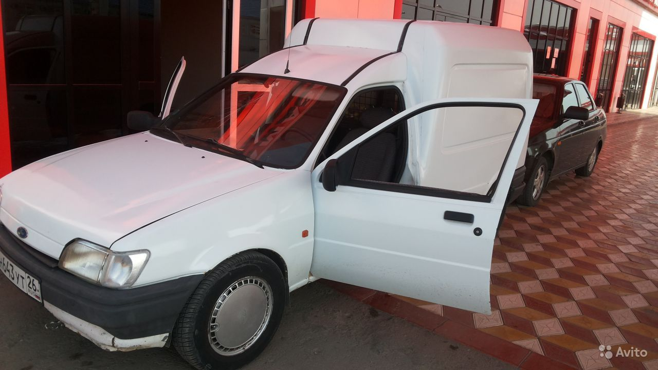 1993 Ford Courier #15