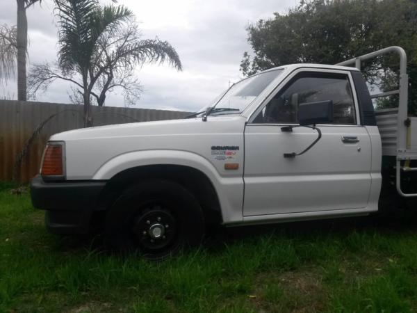 1993 Ford Courier #16