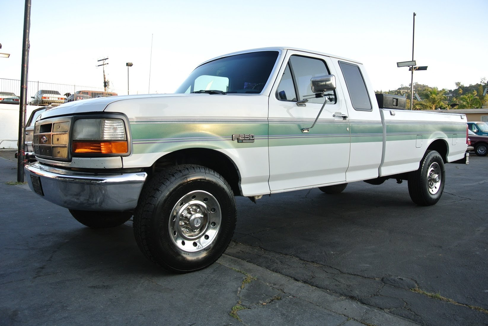 1993 Ford F-250 #19