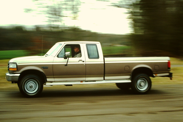 1993 Ford F-250 #17