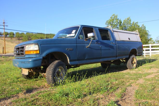 1993 Ford F-350 #17