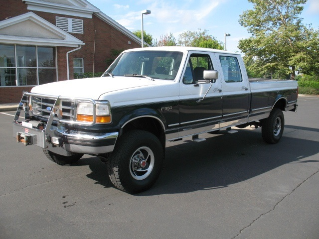 1993 Ford F-350 #24