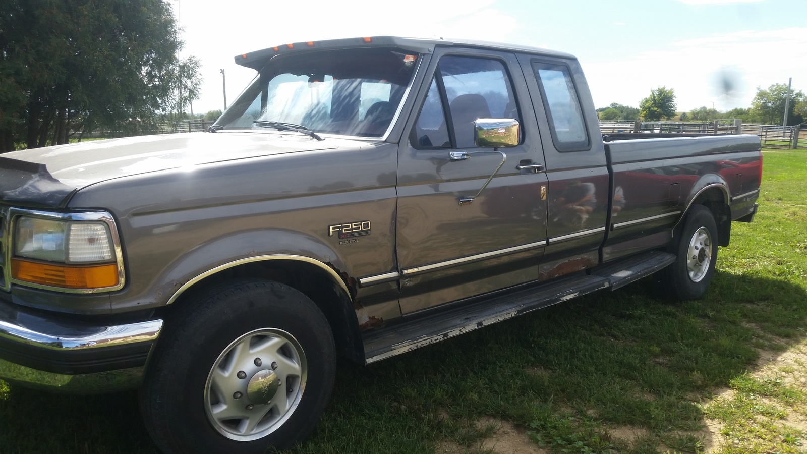 1993 Ford F-350 #22