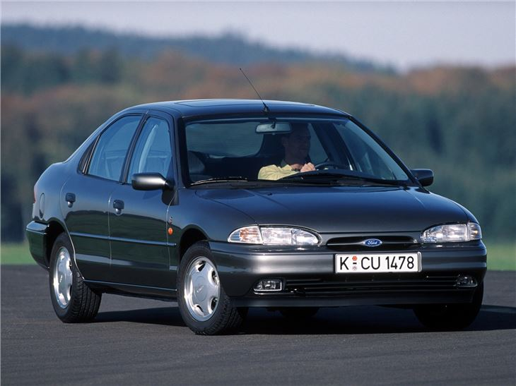1993 Ford Mondeo #16