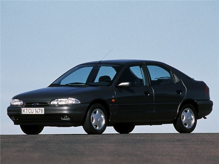 1993 Ford Mondeo #20
