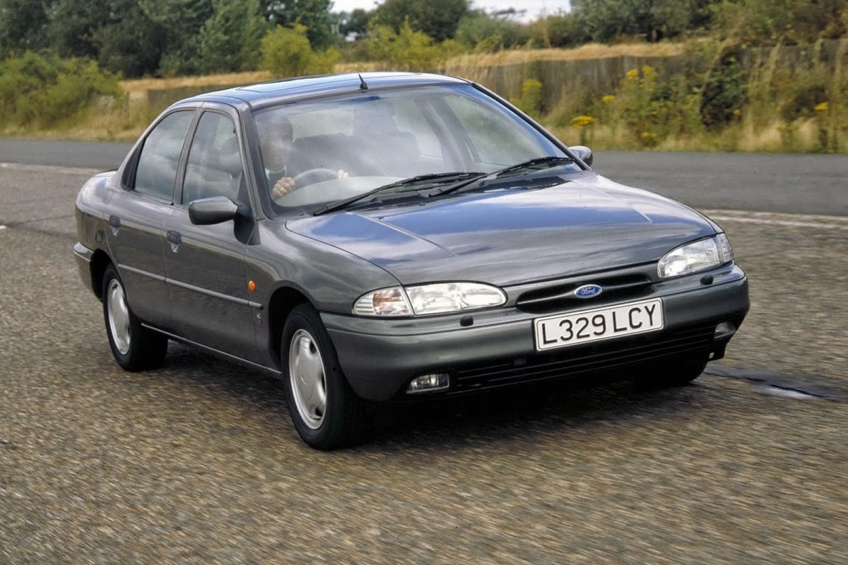 1993 Ford Mondeo #19