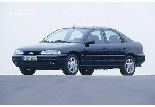 1993 Ford Mondeo #21