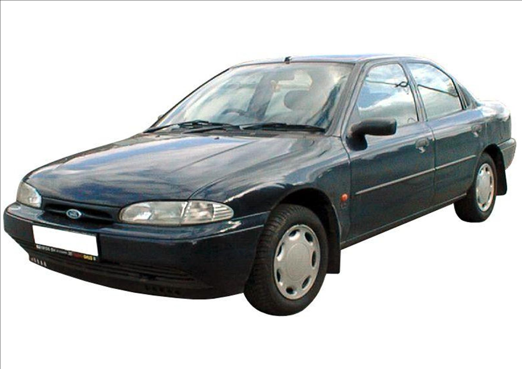 1993 Ford Mondeo #24