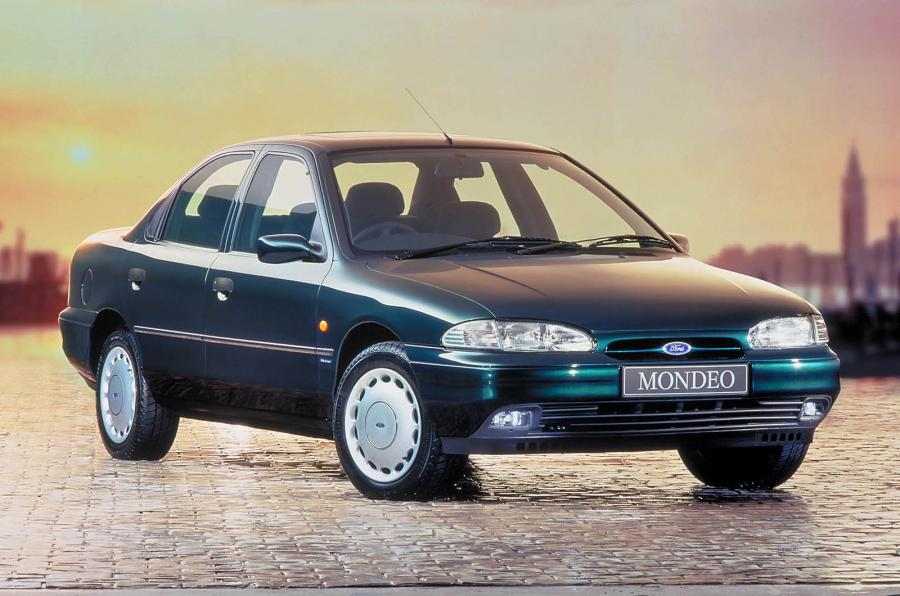 1993 Ford Mondeo #14