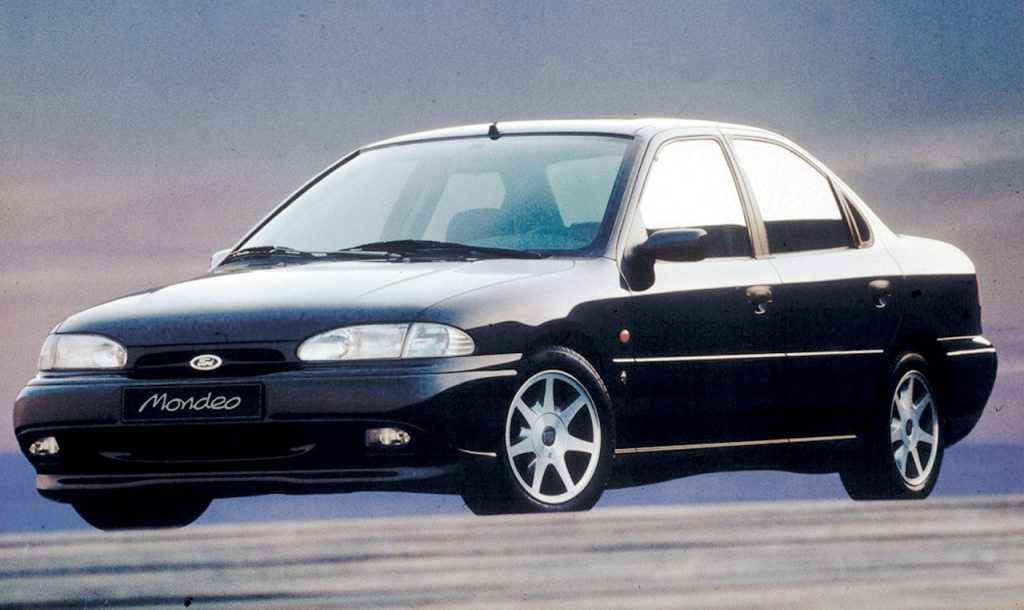 1993 Ford Mondeo #17