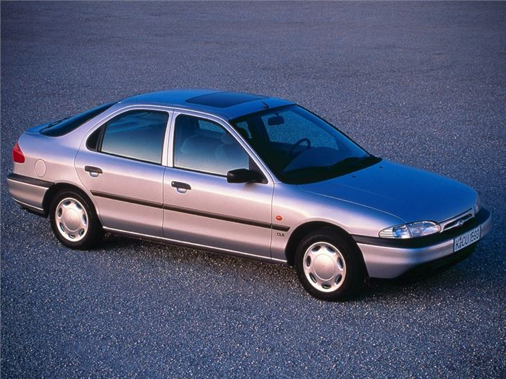 1993 Ford Mondeo #15