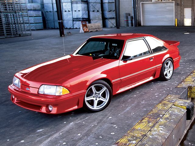 1993 Ford Mustang #21