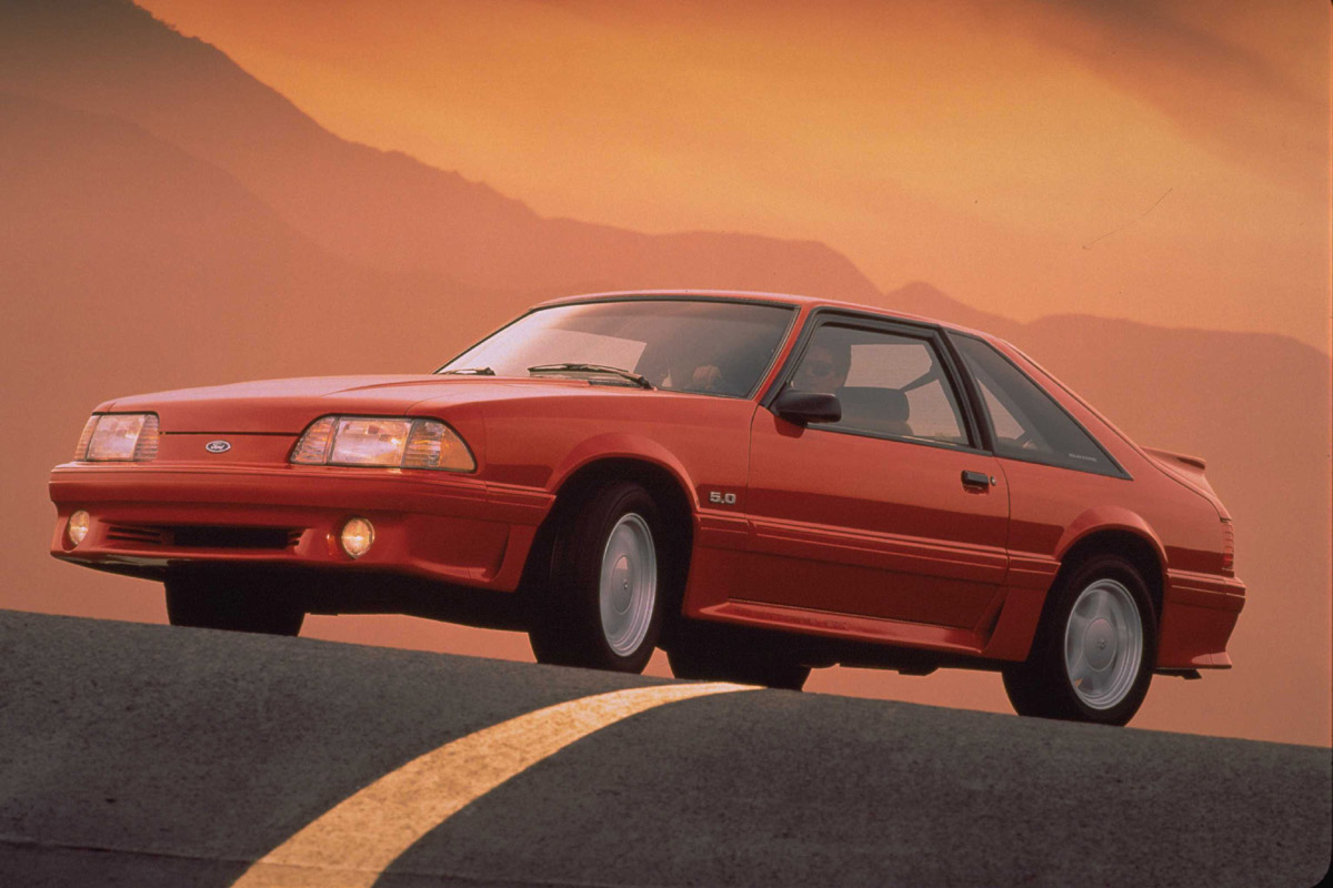 1993 Ford Mustang #18