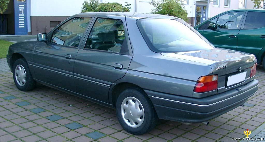 1993 Ford Orion #17