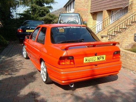 1993 Ford Orion #16