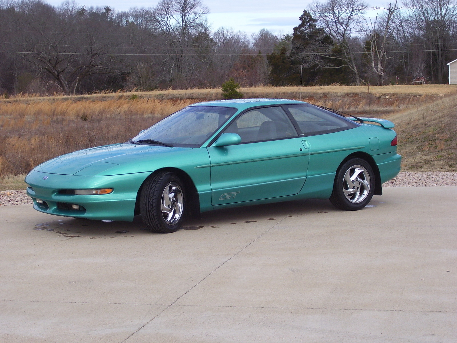 1993 Ford Probe 15