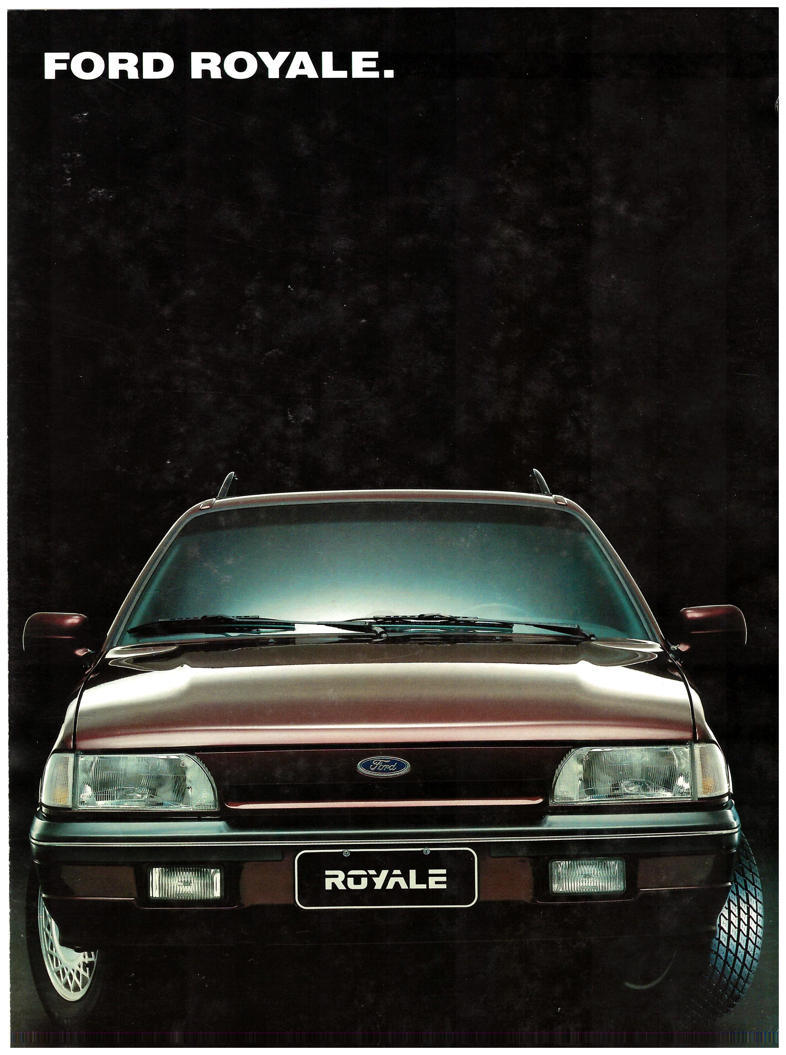 1993 Ford Royale #18