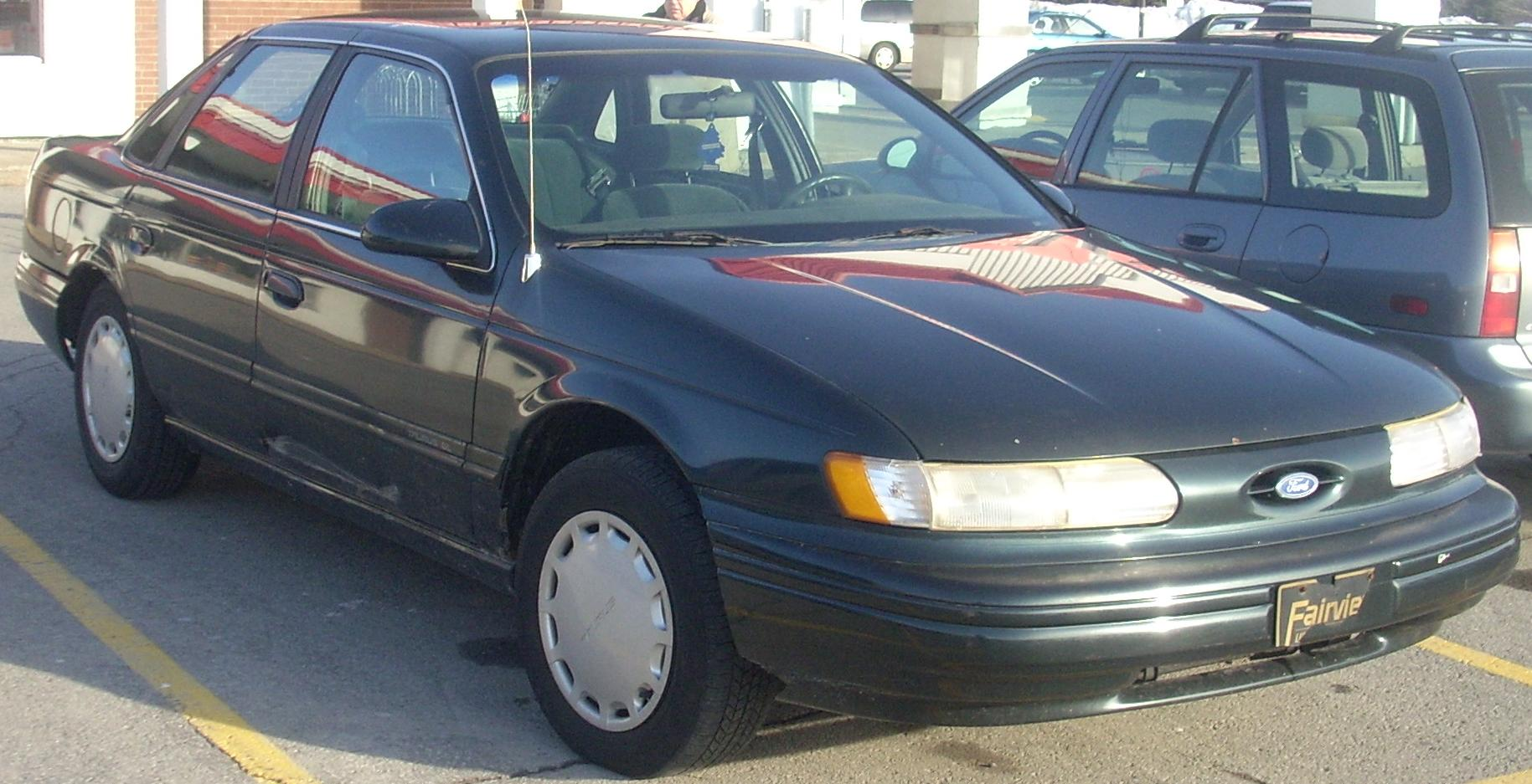 1993 Ford Taurus Photos Informations Articles 1997 Tauru Gl Fuse Diagram 21