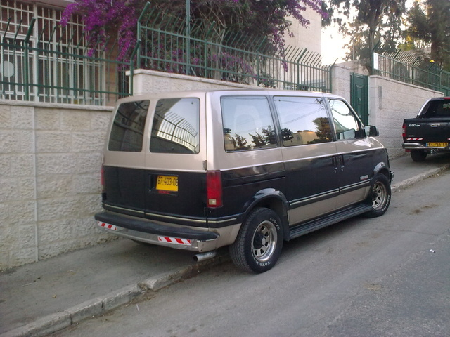 1993 GMC Safari #16