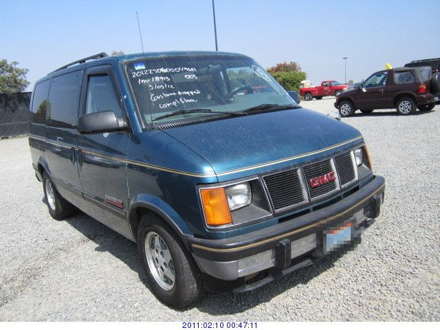 1993 GMC Safari #15